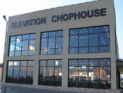 Elevation Chophouse and Skybar