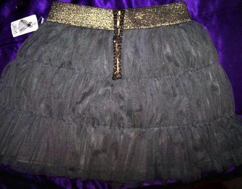 Forever21 tulle skirt